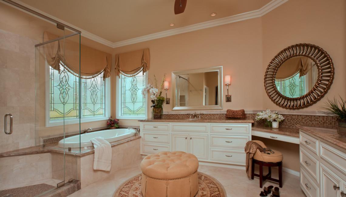 Elegant Master Bath Remodel
