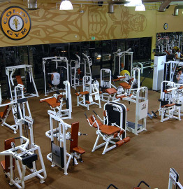 Gold's Gym Renovation