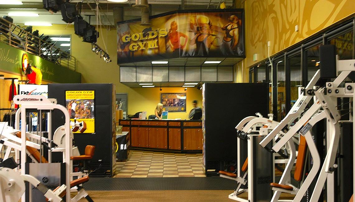 Gold's Gym Renovation