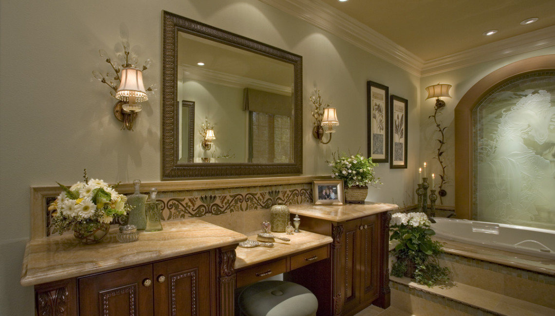 Nellie Gail Ranch Master Bath