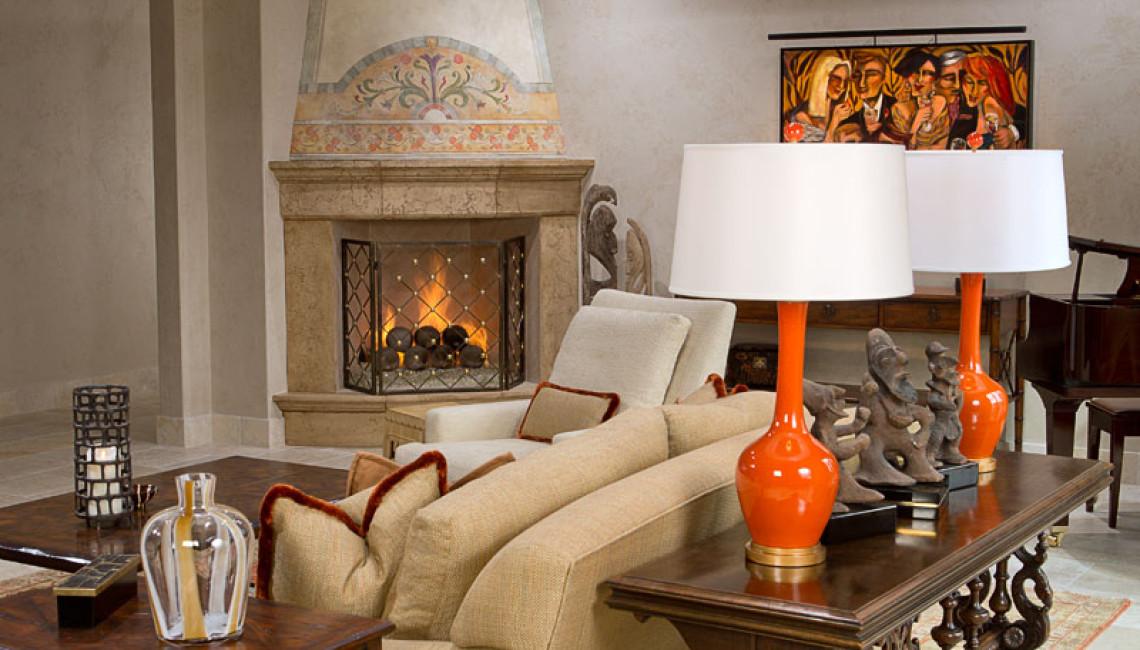 Great Room – California Casual Elegance