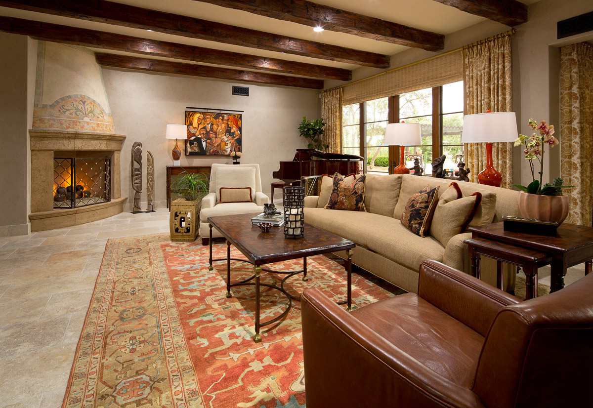 Surprising Great Room California Casual Elegance Susan Wesley Interior Design Ideas Gentotryabchikinfo
